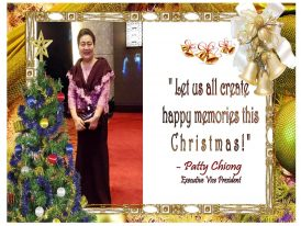 Ms. Patty Chiong
