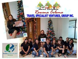 Travel Specialist Ventures Group Inc.